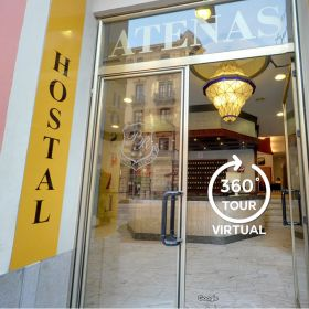Hotel Granada Tour Virtual Atenas